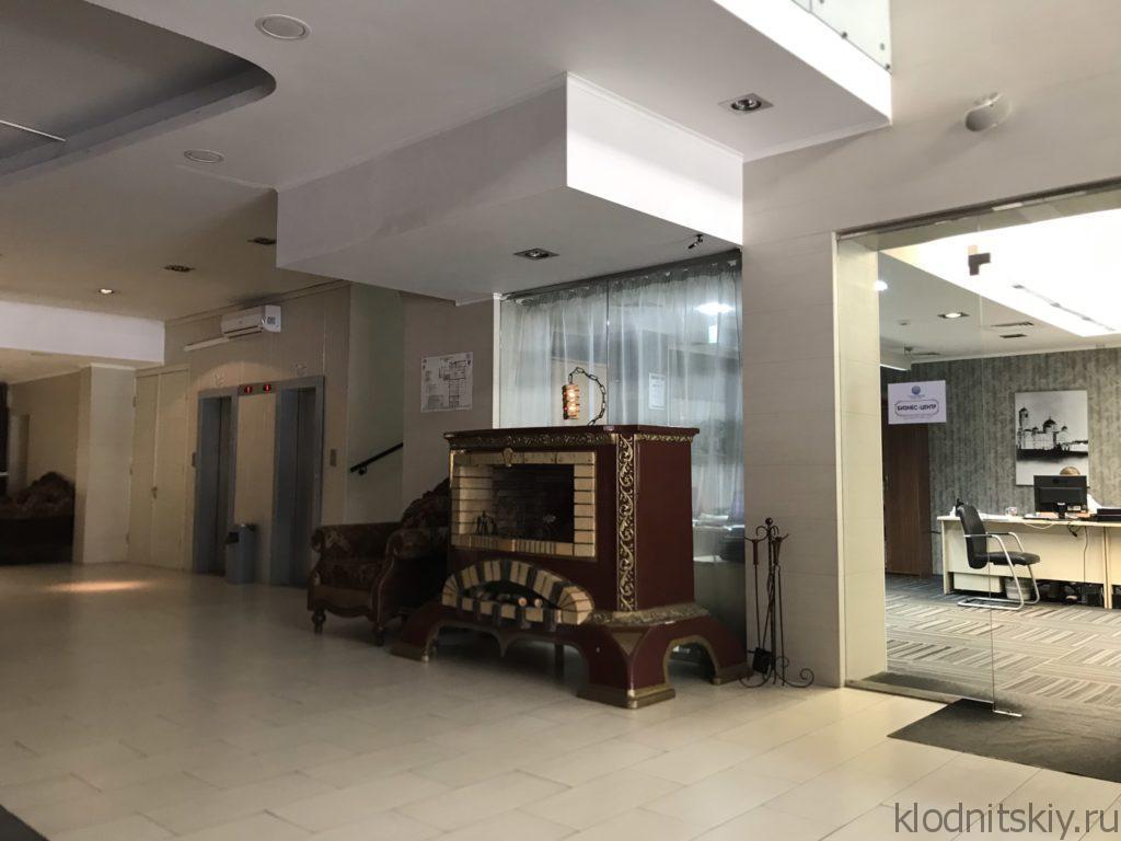 Гостиница Конгресс-Отель Таганро