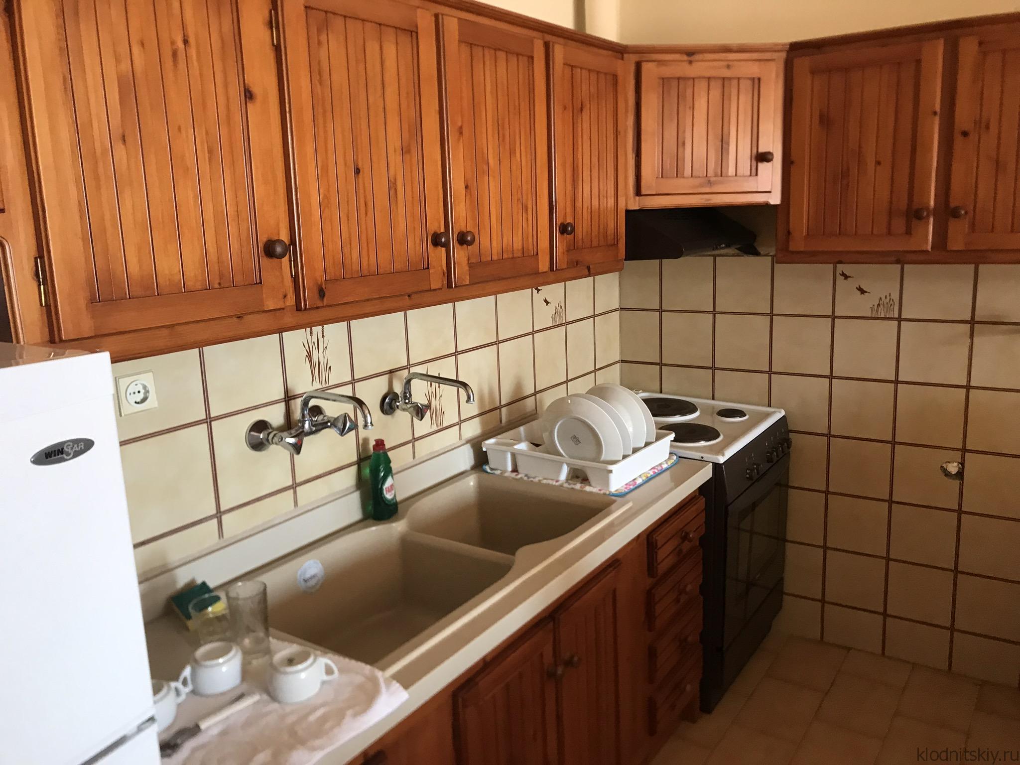 Отель Michalis Apartments