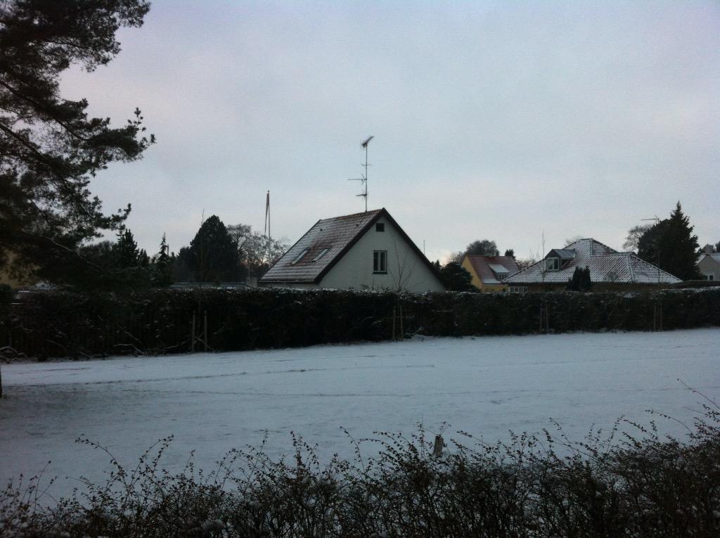 Vedbeak, Дания
