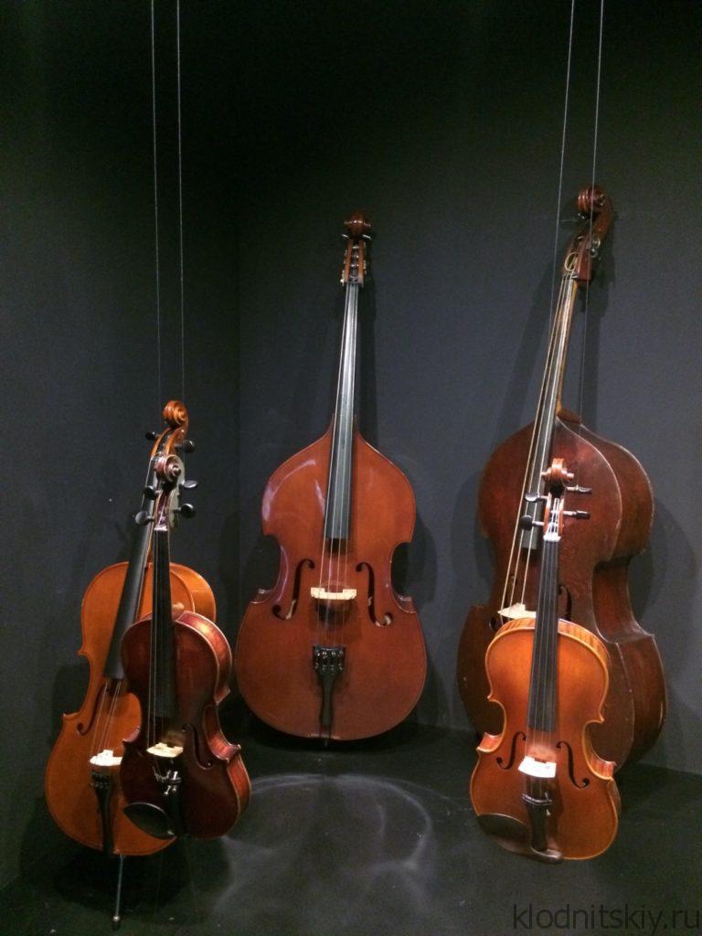 Малага. Музей музыки.