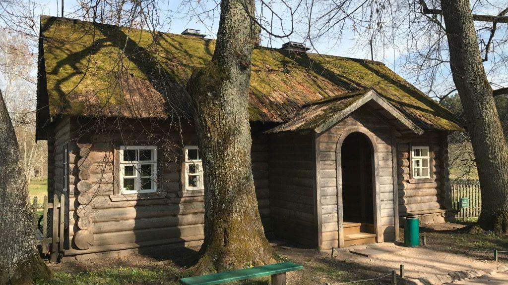 Автопутешествие. Село Михайловское.