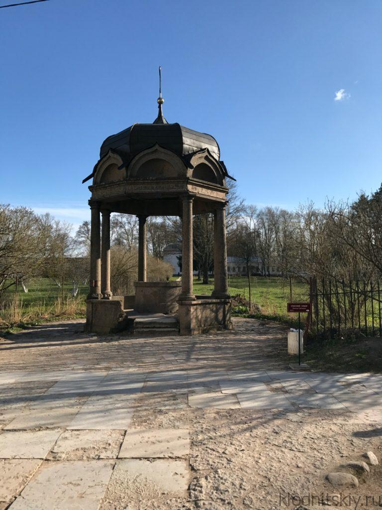 Автопутешествие. Великий Новгород. Юрьев монастырь.
