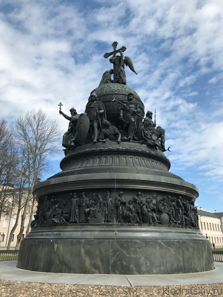 Автопутешествие. Великий Новгород. Кремль.