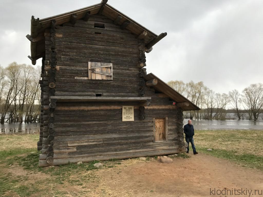 Автопутешествие. Великий Новгород. Музей деревянного зотчества.