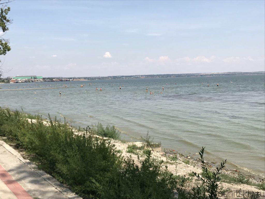Азовское море (Таганрог)