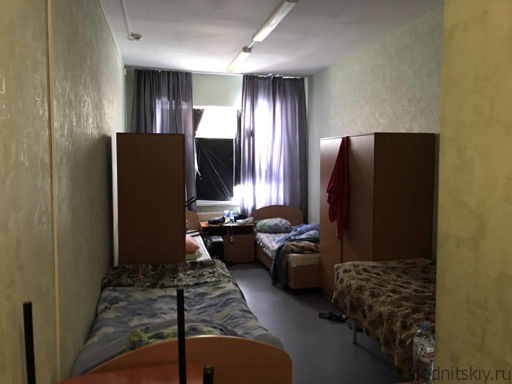 Общежитие Сабетта