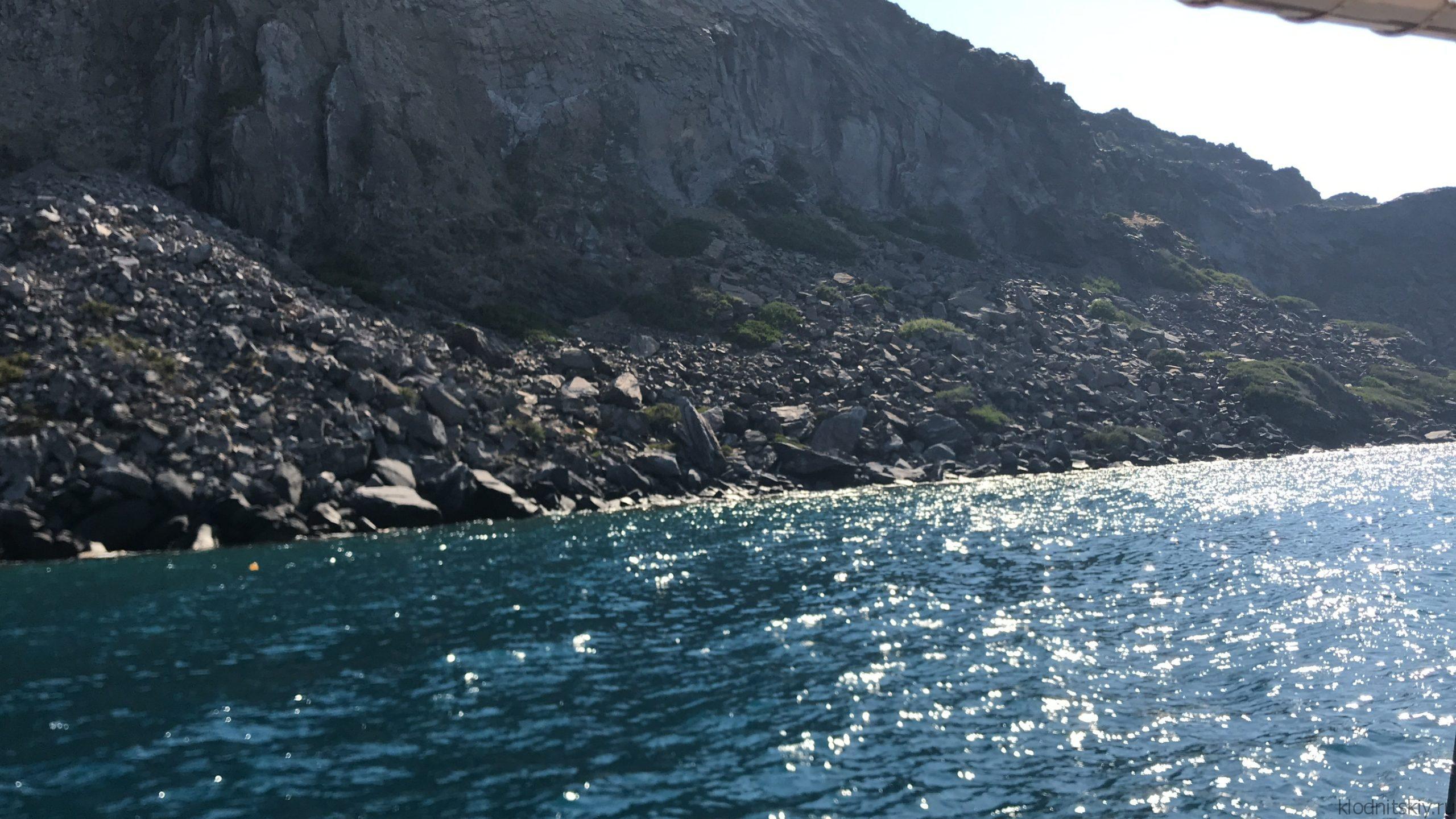 Экскурсия на Санторини (Греция)