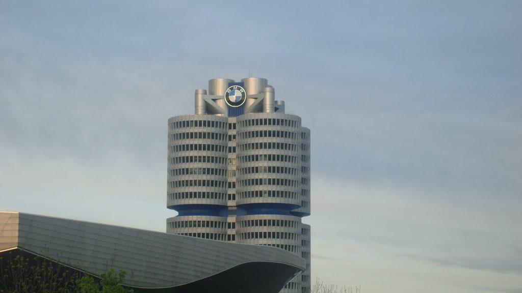 Музей BMW, Мюнхен, Германия