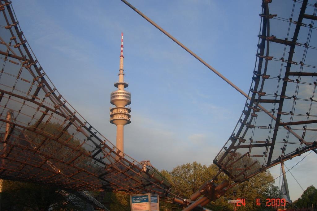 Олимпийский стадион, Мюнхен, Германия