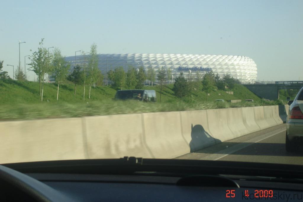 Alianz Arena, Мюнхен, Германия