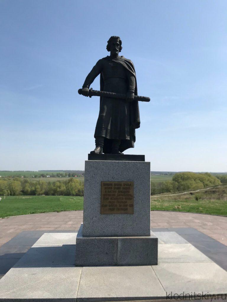 Автопутешествие Москва - Волгоград. Куликово поле.