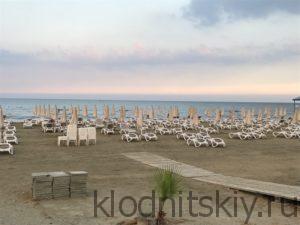 Ларнака (Пляжный отдых)
