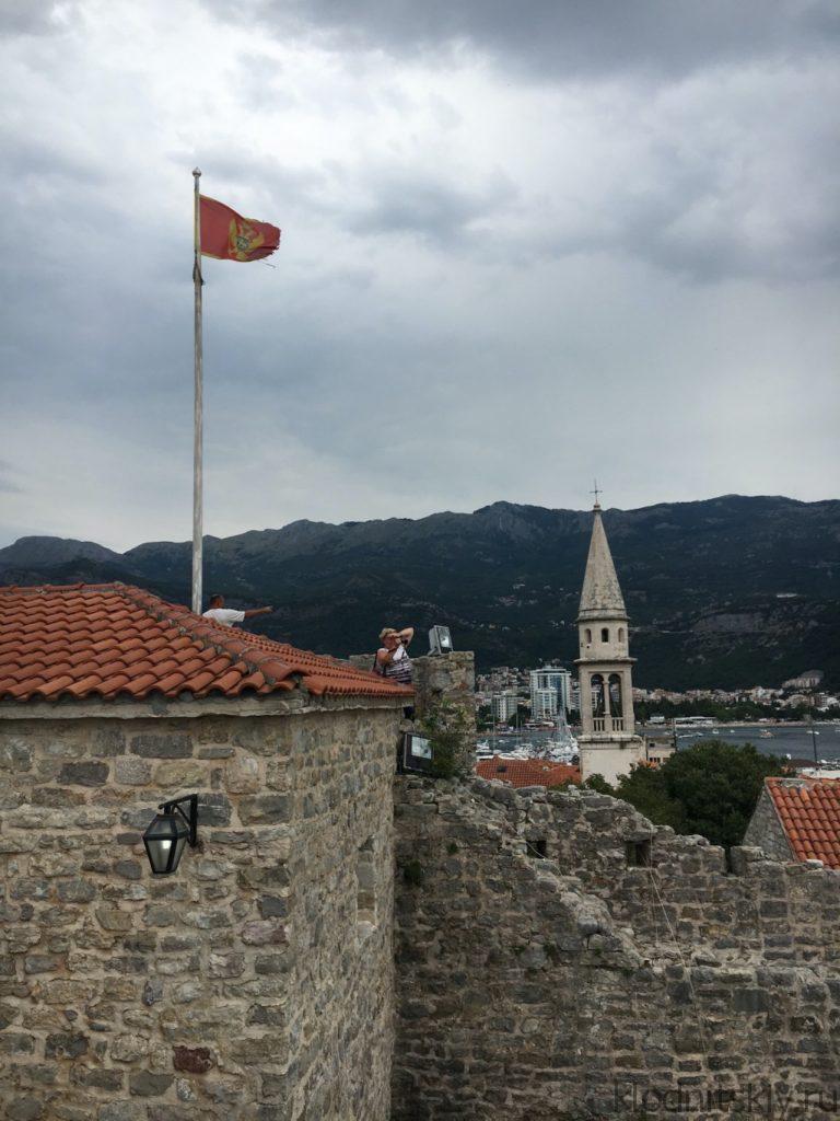 Отдых в Черногории (Бечичи, Будда)