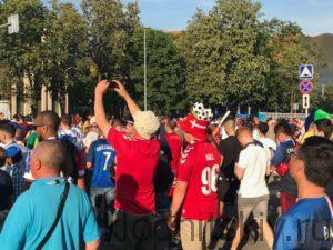 Чемпионат мира по футболу 2018. Москва.