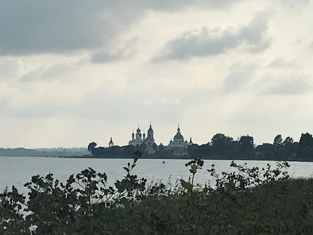 Автопутешествие по золотому кольцу. Ростов Великий. Озеро Неро.