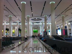 Аэропорт Дубай, ОАЭ