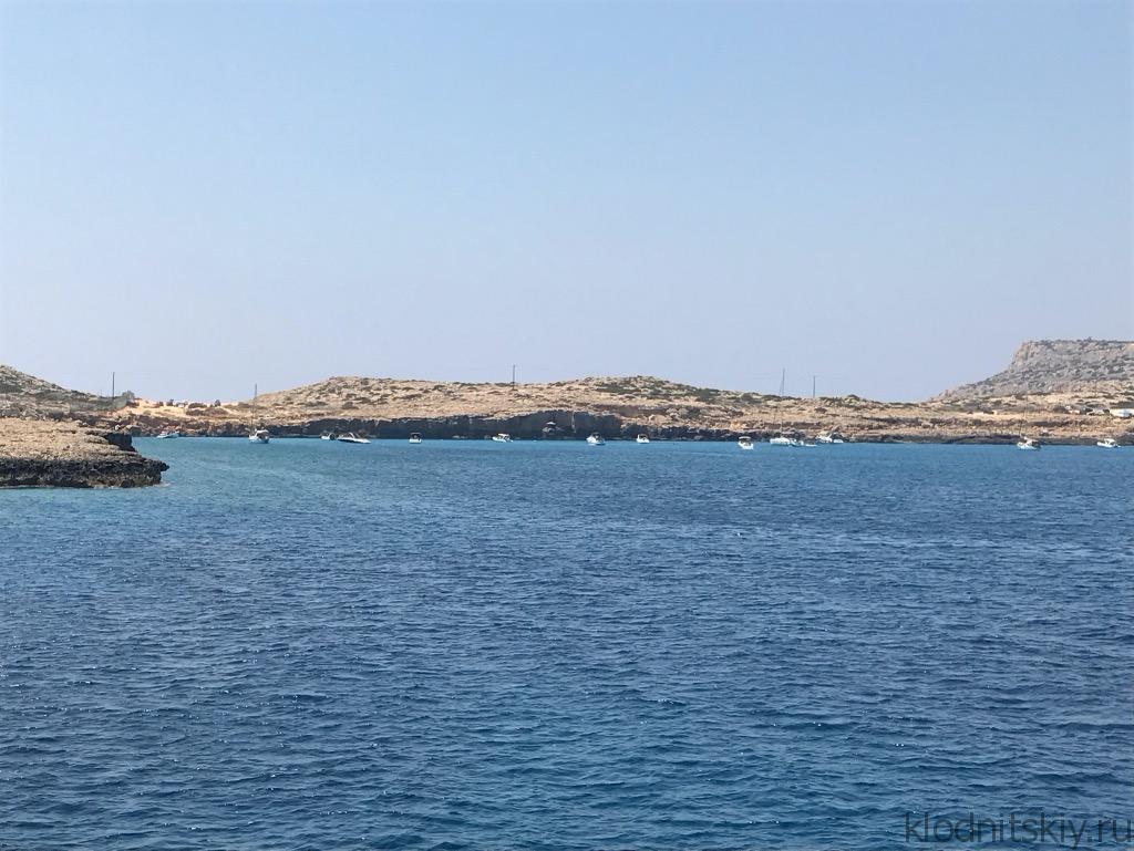 Ларнака. Экскурсия на корабле