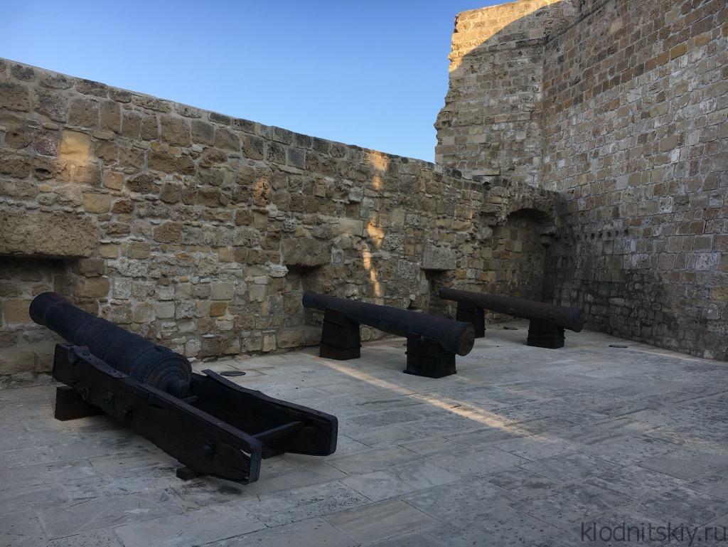 Крепость Ларнаки