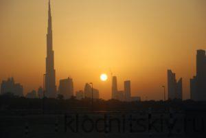 Barj Khalifa, Дубай, ОАЭ