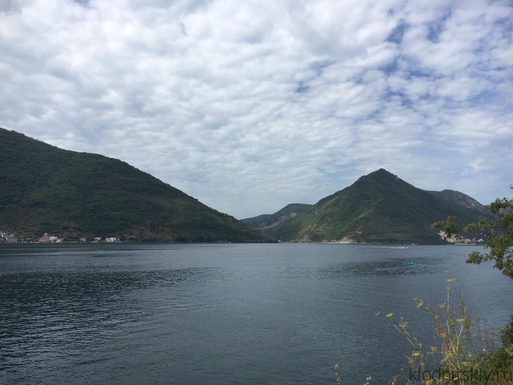 Автопутешествие в Боснию (Котовский залив)