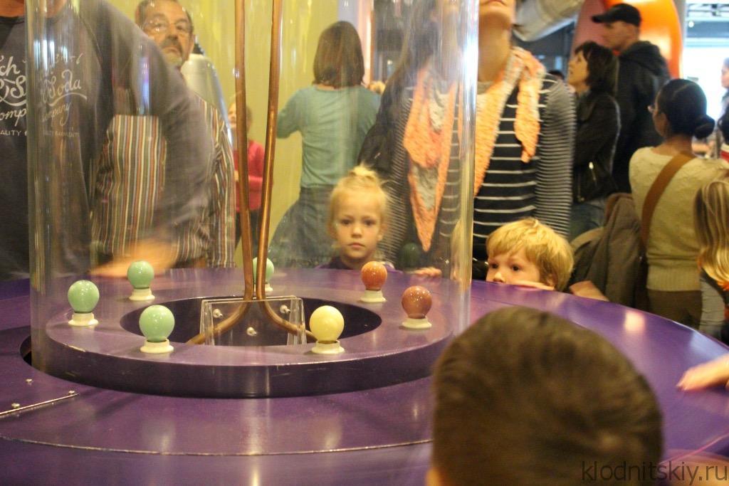 Научный музей Nemo Амстердам, Нидерланды