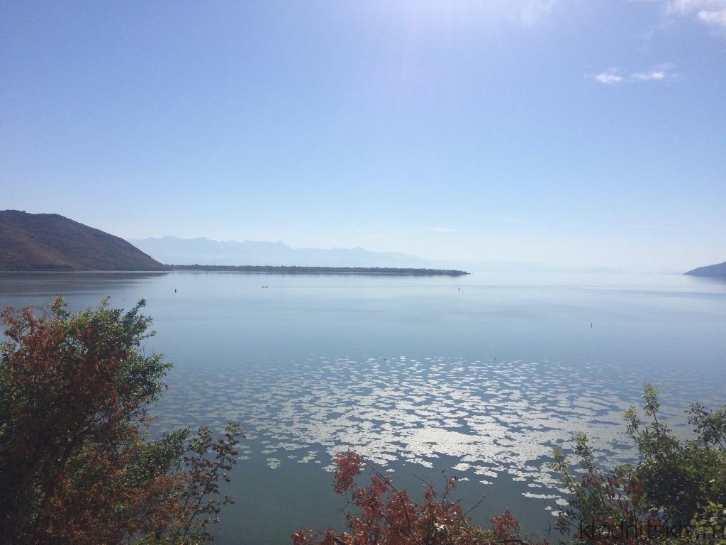Автопутешествие в Острог (Скадарское озеро)