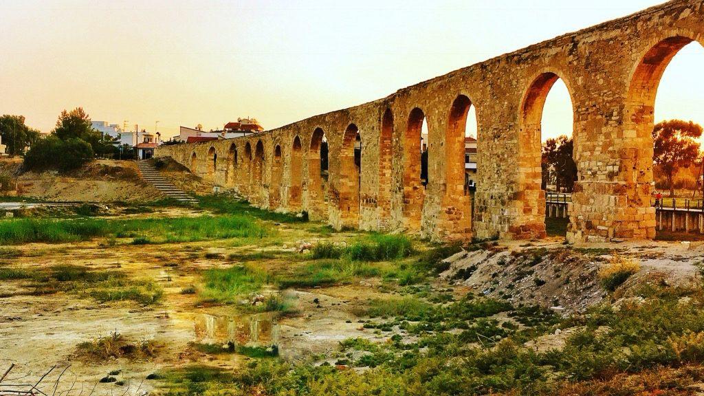 Ларнака Акведук