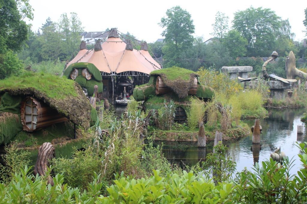 Парк аттракционов Phantasialand, Герамания