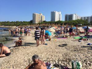 Пляж Cala Millor Майорка, Испания