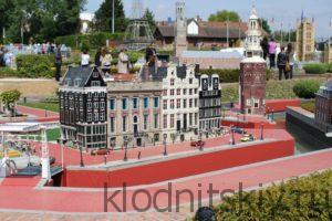 Парк Мини Европа в Брюсселе, Бельгия