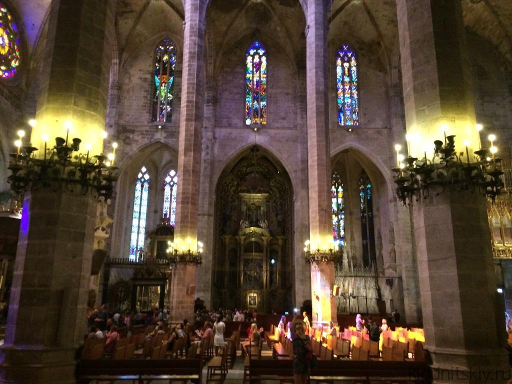 Кафедральный собор Санта-Мария