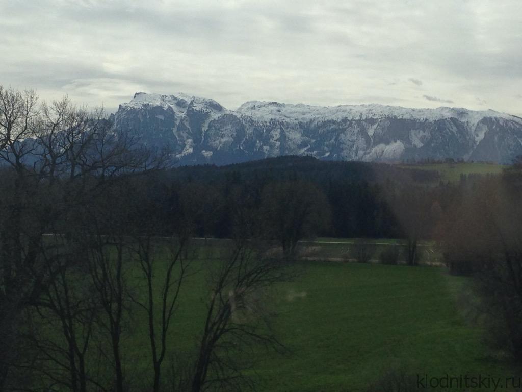 Экскурсия в Зальцбург, Австрия