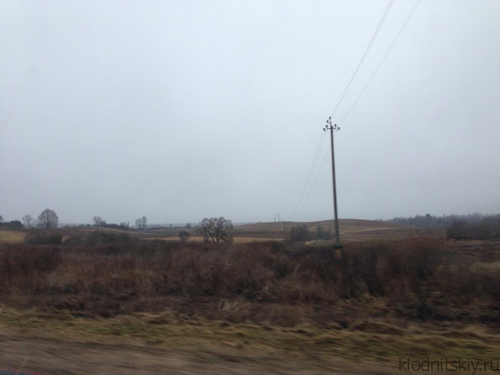 Автопутешествие по Белоруссии