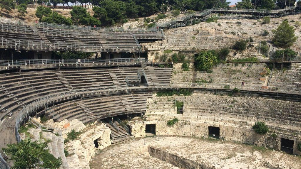 Римский Театр (Кальяри)