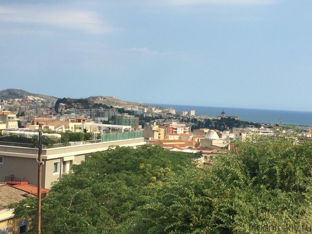 Отдых на Сардинии (Кальяри)