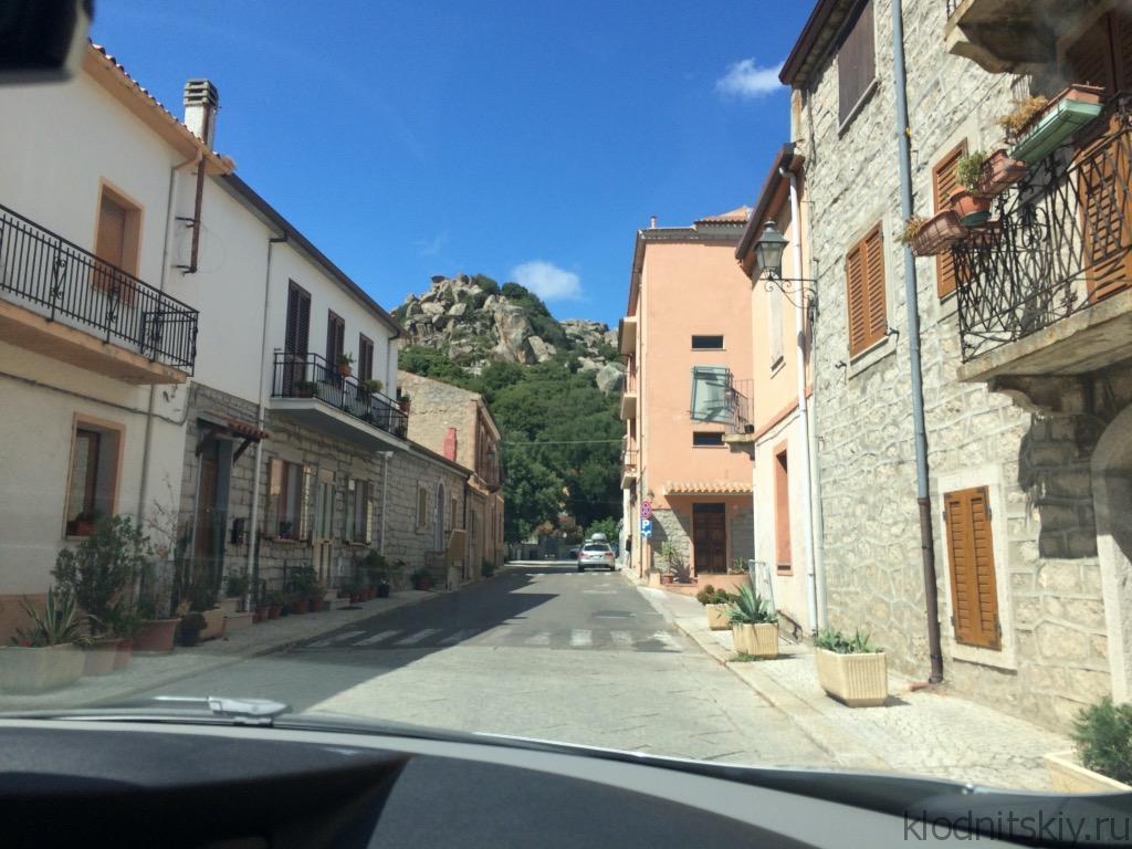 Автопутешествие по Сардинии