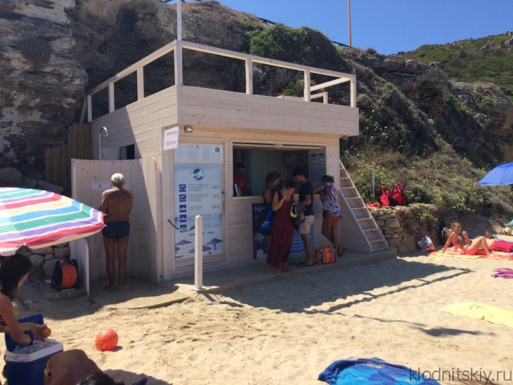 Пляж Санта-Тереза-Галлура