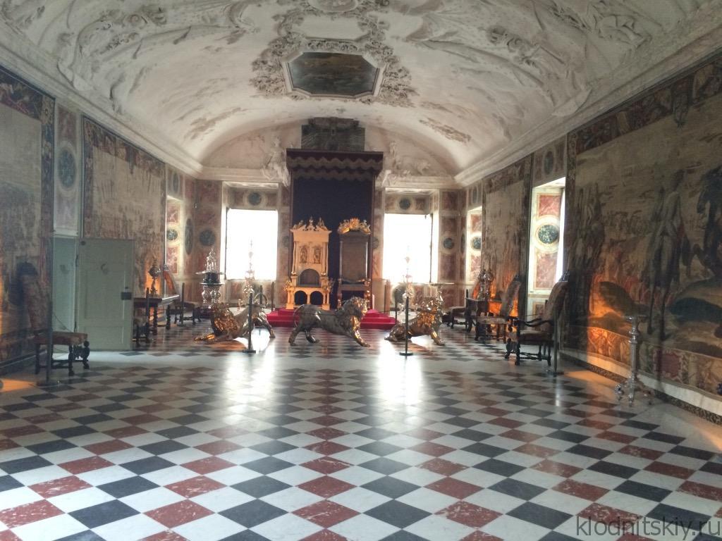 Замок Розенборг, Копенгаген