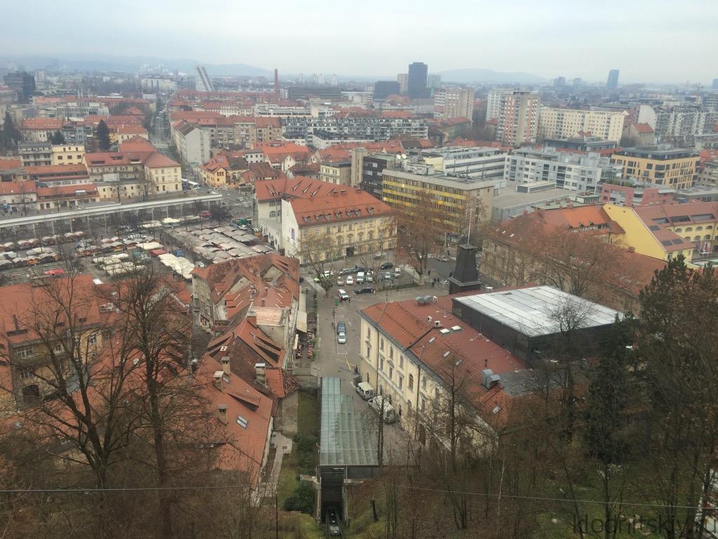Любляно, Словения