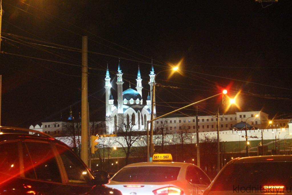 Автопутешествие Казань