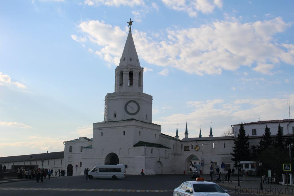 Казань (Кремль)