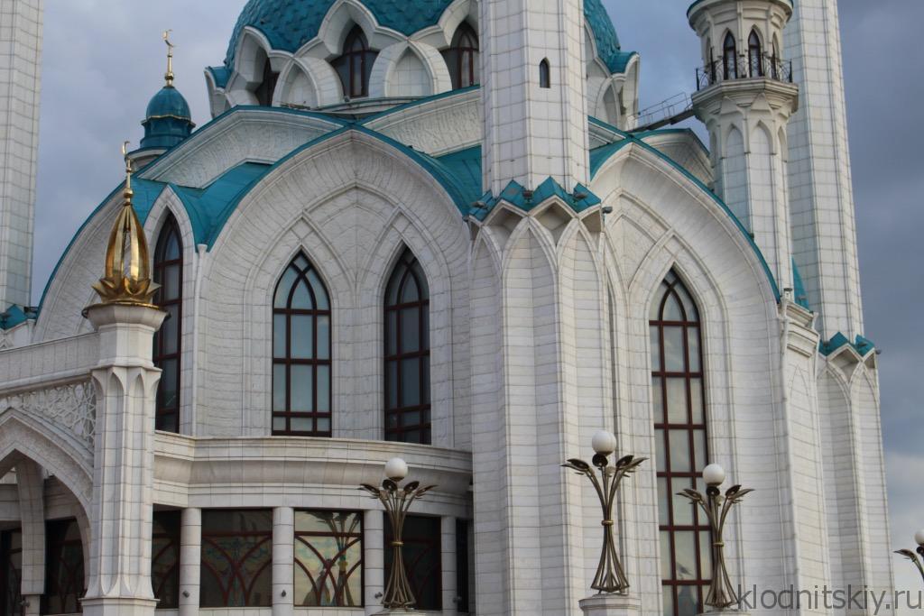 Казань (Кремль, Кул-Шариф)