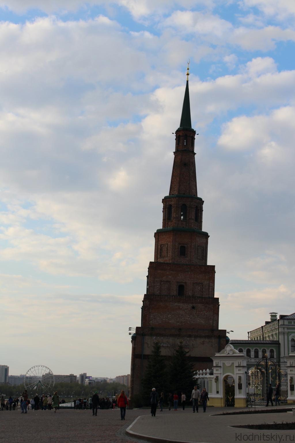 Казань (Кремль, Башня Сююмбике)