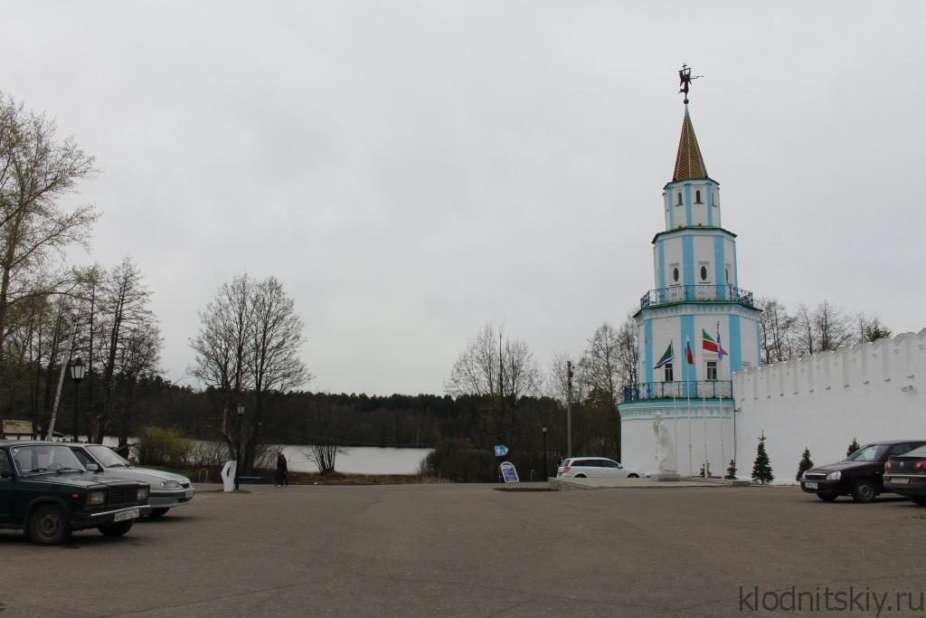 Казань, Раифский Монастырь