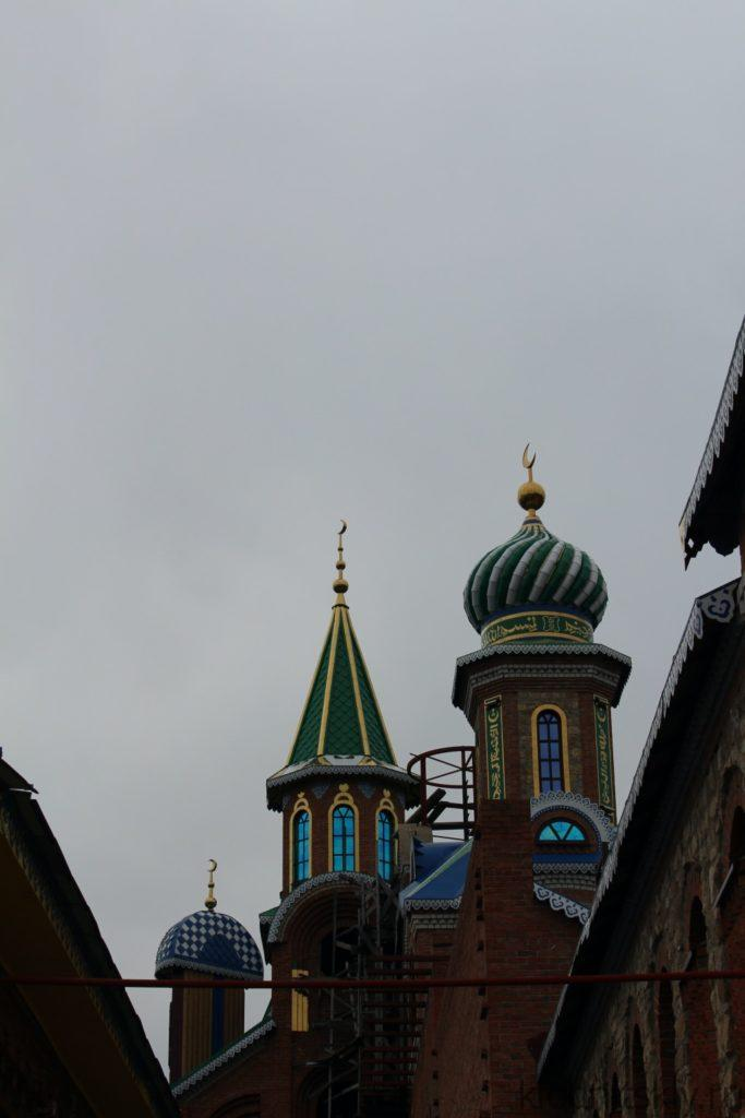 Казань, Храм всех религий