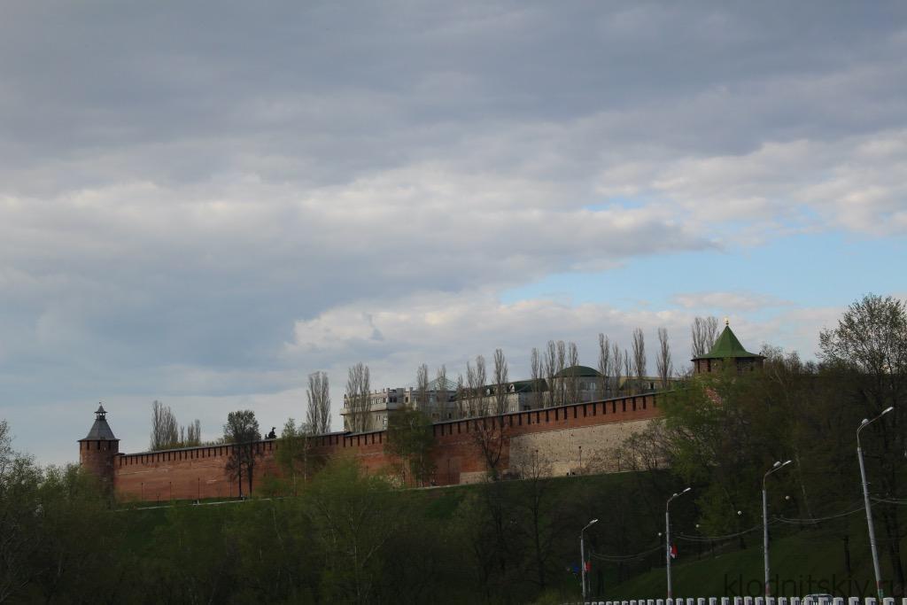 Автопутешествие Нижний Новгород