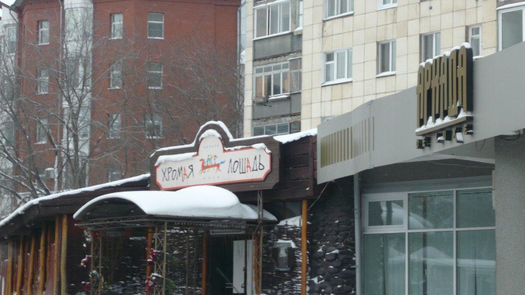 Хромая Лошадь, Пермь, Россия