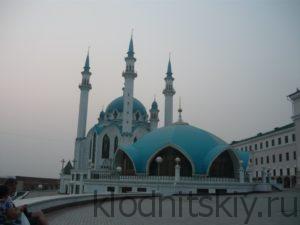 Кул-Шариф, Кремль Казань, Россия