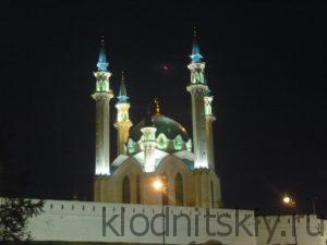 Кремль Казань, Россия