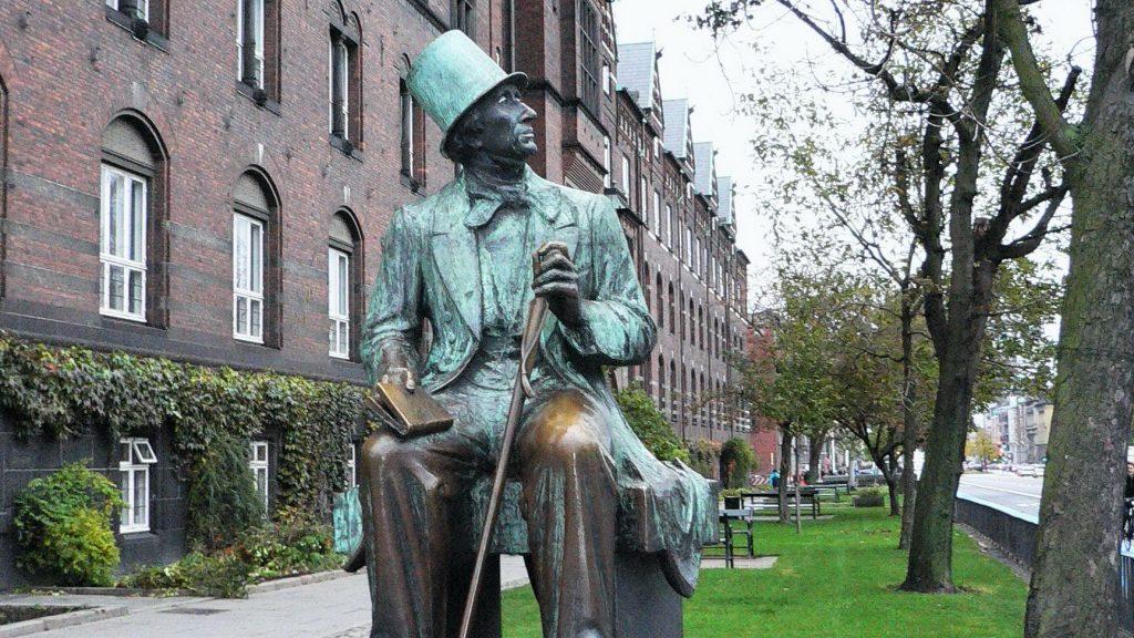 Г.Х. Андерсен, Копенгаген, Дания